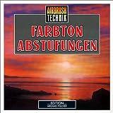 Airbrush-Technik, Farbtonabstufungen - Judy Martin