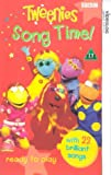 Tweenies - Song Time! [UK-Import] [VHS]