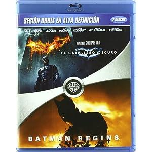 Caballero Oscuro + Batman Begins