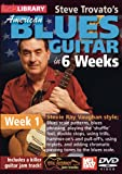 (6 DVD Set) - Steve Trovato's American Blues in 6 Weeks: Weeks 1-6
