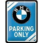 Nostalgic Art 26177 BMW Parking Only,...