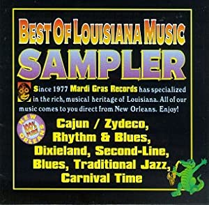 Best of Louisiana Music