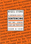 A Companion Guide to Sentencing: Gene...