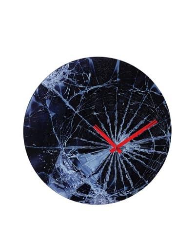 NeXtime Crash Wall Clock