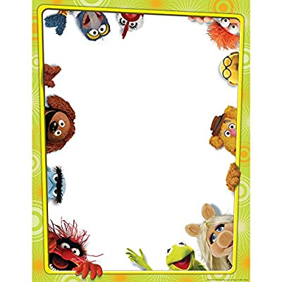 "Paper Magic Eureka Muppets Blank Frame 17"" x 22"" Posters and Charts"