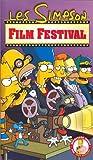 echange, troc Les Simpson : Film Festival [VHS]