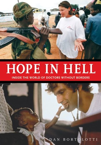 Sale alerts for Firefly Books Hope in Hell: Inside the World of Doctors Without Borders - Covvet