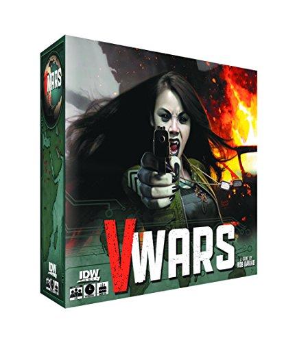 """IDW Juegos """"v-wars sangre y fuego"""" Junta Juego"""