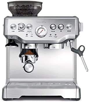 Breville BES870XL The Barista Express Espresso Machine