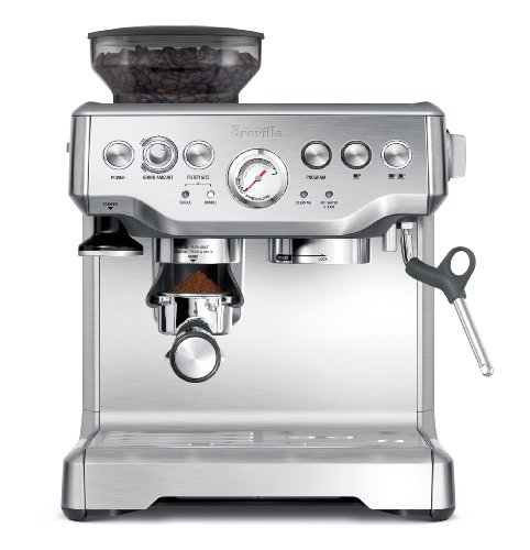 Why Should You Buy Breville BES870XL Barista Express Espresso Machine