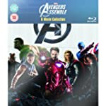 Marvel Avengers Assemble - 6 Movie Co...