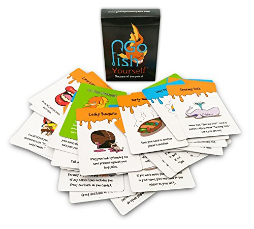 fish yourself party game bupvyv