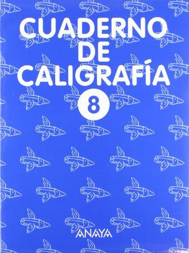 Cuaderno de Caligrafía 8