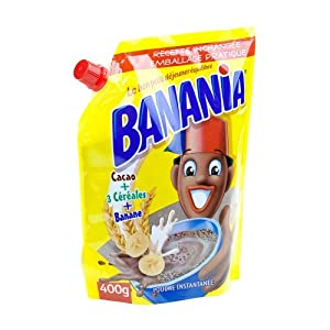 Banania French Chocolate Breakfast Mix - 14 oz