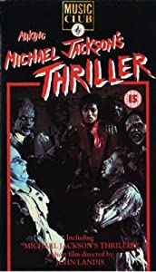 Thriller (+making Of) Pal/60' [VHS] [Import anglais]