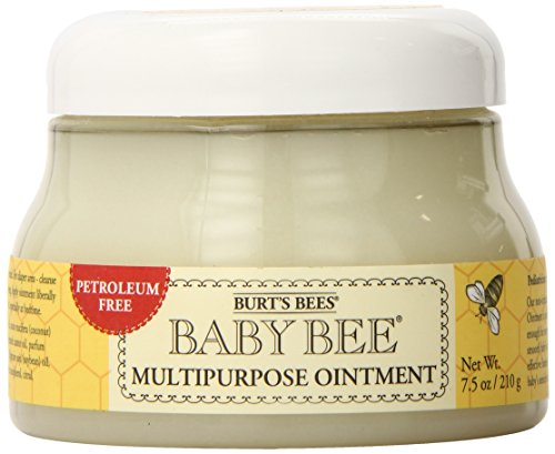 Burt's Bees Baby Bee 100% Natural Multipurpose Ointment, 7.5 Ounces (Pack of 3)
