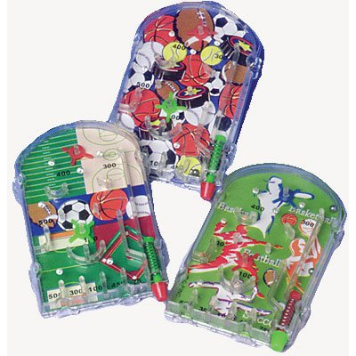 Sports Pinball Games - 1