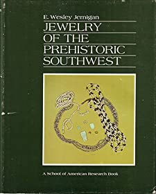 Jewelry of the prehistoric Southwest (Southwest Indian arts series) E. W. Jernigan