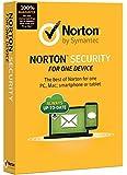 Norton Security   1 Device  PC/Mac/Mobile Key Card