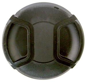 Zeikos ZE-LC58 58mm Plastic Snap On Lens Cap Black