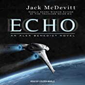 Echo: An Alex Benedict Novel | [Jack McDevitt]