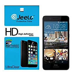 Jeelo HD Clear Screen Guard for HTC Desire 728G