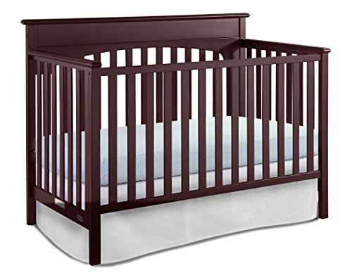 Graco Lauren Convertible Crib, Cherry (Graco Bed Frame compare prices)