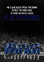 Chelsea- The Impossibles Poster