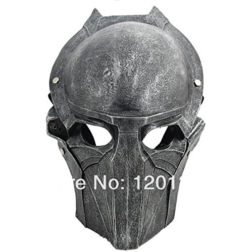 2015 - Deluxe AVPR Alien vs Predator Halloween Masquerade Party Mask Full Face Costume Resin Mask