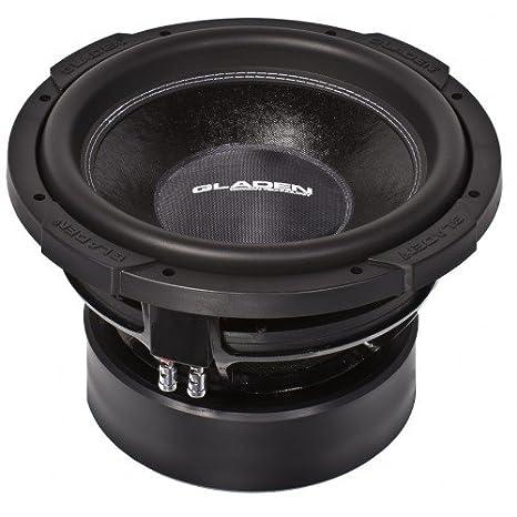 Gladen audio le sQL 12 caisson de basses 30 cm, 1650 w