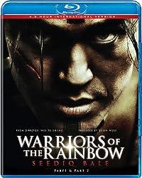 Warriors of the Rainbow: Seediq Bale [Blu-ray] - 4 1/2 hour International Version