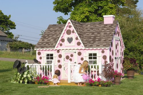 Little Cottage Playhouse front-1069752