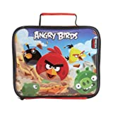 Angry Birds Boy's Red 'Angry Birds' Lunch Bag