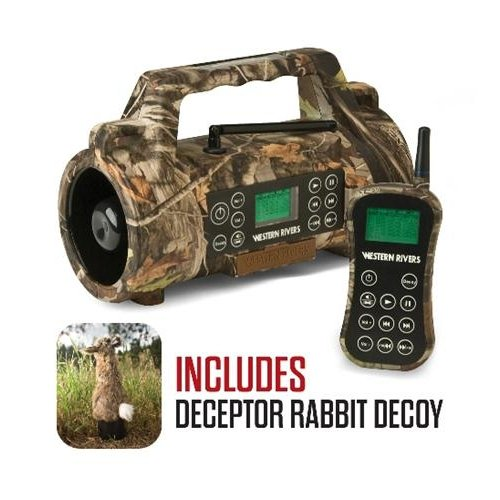 Gsm Outdoors Game Stalker Electronic Caller With Decoy