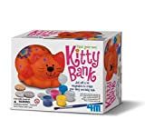 Paint Your Own Kitty Bank - Np