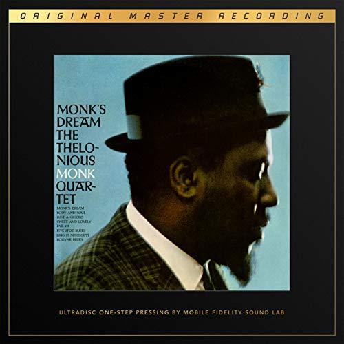 Vinilo : THELONIOUS QUARTET MONK - Monk's Dream (2 Discos)