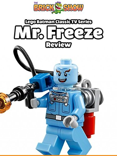 LEGO Batman Classic TV Series - Mr. Freeze Review LEGO 30603 on Amazon Prime Video UK