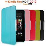 Armel� Ultra Slim Amazon Kindle Fire HD (2012 Model) Smart Case Cover Auto Sleep/Wake [not for HD7 2013 or FIRE HD7(2014)]