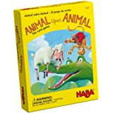 Haba USA 3616 Animal Upon Animal Card Game - Pack of 3