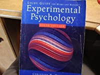 Study Guide for Experimental Psychology ed by Myers
