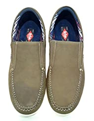 Lee Cooper Men's Leather Casual Loafers - B00IUH90M4