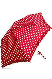 Spotted & Rose Umbrella with Stormwear� [T01-0992P-S]