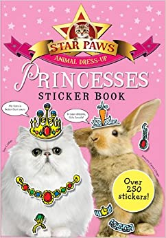 Princesses Sticker Book