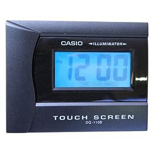 CASIO 10704 DQ-110B-8R - Reloj Despertador digital marca CASIO