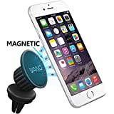 Car Phone Holder - Amazing Magnetic Air Vent Car Phone Mount, Vano, Fits Any Vent, Cell Phone, IPhone 6 Plus GPS...