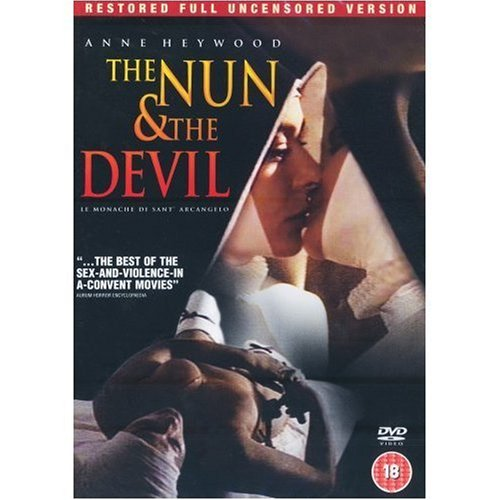 The Nun And The Devil [1973] [DVD]