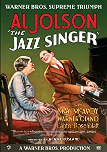 The Jazz Singer (1927) 80th Anniversary (Special Edition ) [UK Import]