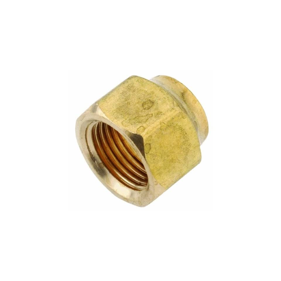 Anderson Metals Corp Inc 54020 0604 Forged Reducing Nut (Pack of 5)