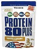 Weider Protein 80 Plus, Toffee-Caramel, 500 g