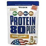 """Weider Protein 80 Plus, Toffee-Caramel, 500 gvon """"Weider"""""""